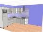 3D návrh kuchyň