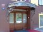 Dveře vchodové hotel Nabucco
