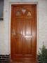 Dveře vchodové U Dubu