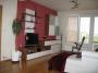 Obývací stěna lamino fr.ořech / bílá