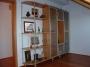 Obývací stěna lamino buk 2