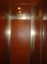 Renovace výtahové kabiny