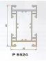 Twinson hliníkový podkl.profil O-Terrace + 9524