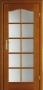 dveře Madrid 3/3 sklo činčila, 60-90